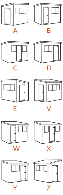 Door and window options